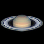 Saturn am 05.06.2014 (RGB)